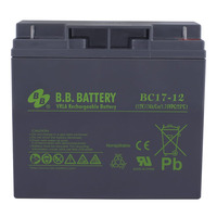 Аккумулятор B.B. Battery BC 17-12