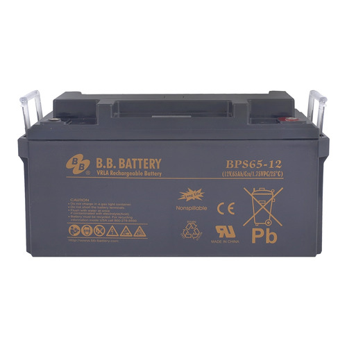 Аккумулятор B.B. Battery BPS 65-12