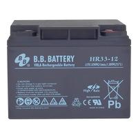 Аккумулятор B.B. Battery HR 33-12