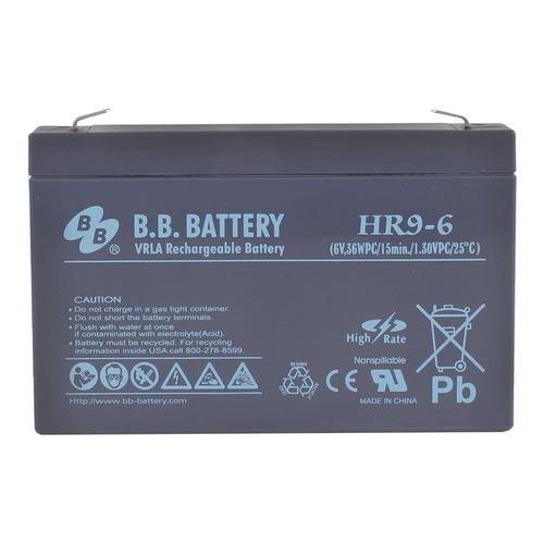 Аккумулятор B.B. Battery HR 9-6