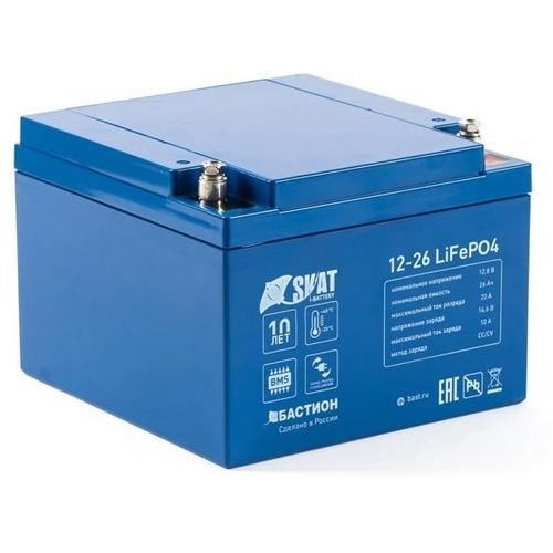 Аккумулятор Skat i-Battery 12-26 LiFePO4
