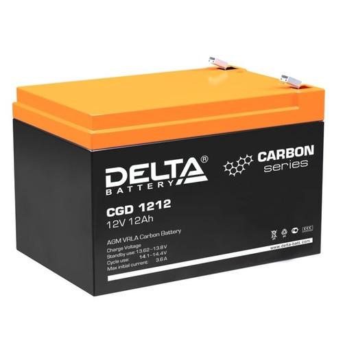 Аккумулятор Delta CGD 1212