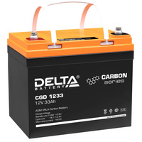 Аккумулятор Delta CGD 1233