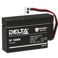 Аккумулятор Delta DT 12008 (Т9)