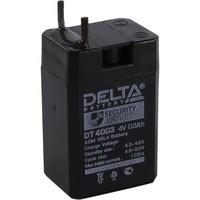 Аккумулятор Delta DT 4003