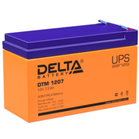 Аккумулятор Delta DTM 1207