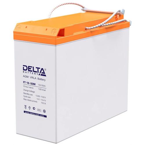 Аккумулятор Delta FT 12-50 M