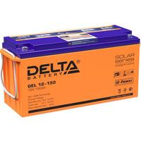 Аккумулятор Delta GEL 12-150