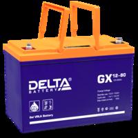 Аккумулятор Delta GX 12-90 Xpert