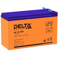 Аккумулятор Delta HR 12-24 W