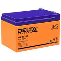 Аккумулятор Delta HR 12-15