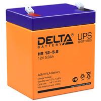 Аккумулятор Delta HR 12-5,8