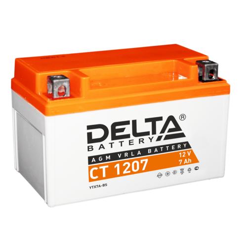 Аккумулятор Delta CT 1207