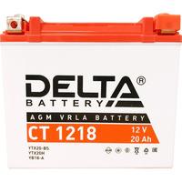 Аккумулятор Delta CT 1218