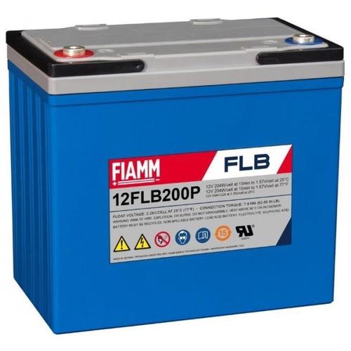 Аккумулятор Fiamm 12FLB200P
