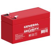 Аккумулятор General Security GS 1.2-12