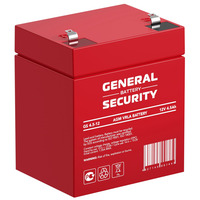Аккумулятор General Security GS 4.5-12