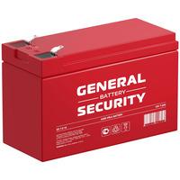 Аккумулятор General Security GS 7.2-12