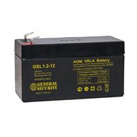 Аккумулятор General Security GSL 1.2-12