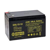 Аккумулятор General Security GSL 12-12