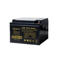 Аккумулятор General Security GSL 26-12