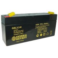 Аккумулятор General Security GSL 3.2-6