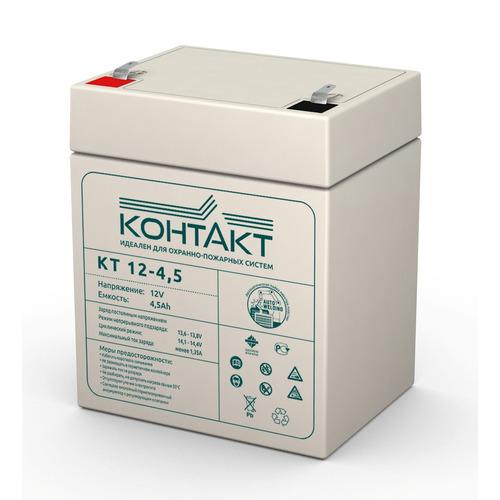 Аккумулятор Контакт КТ 12-4.5 T1