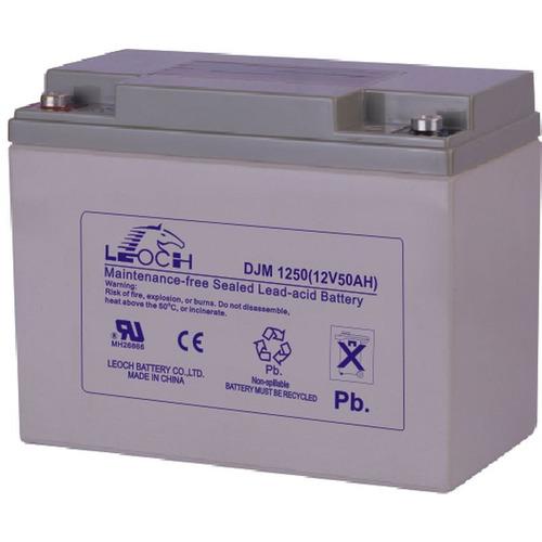 Аккумулятор Leoch DJM 1250