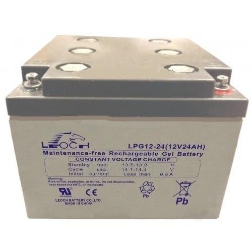 Аккумулятор Leoch LPG 12-24