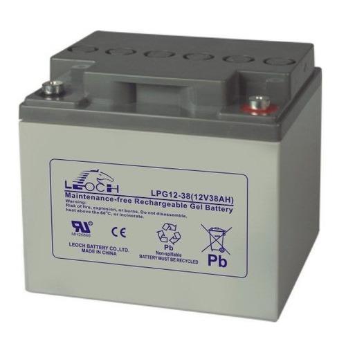 Аккумулятор Leoch LPG 12-38