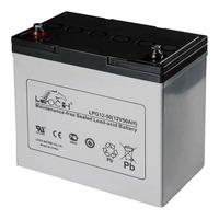 Аккумулятор Leoch LPG 12-50