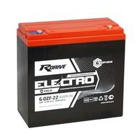 Аккумулятор RDrive ELECTRO VELO 6-DZF-22 (6-DZM-22)