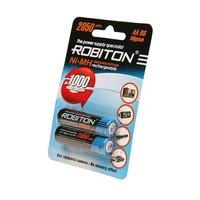 Аккумулятор ROBITON 2850MHAA BL2 10203
