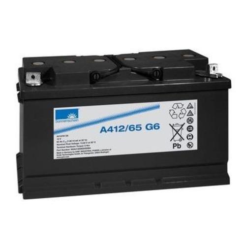 Аккумулятор Sonnenschein A412/65 G6