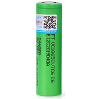 Аккумулятор VariCore VTC6 3,7 V 3000mAh 18650 30A (высокотоковая)