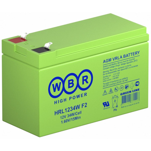 Аккумулятор WBR HRL 1234W