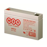 Аккумулятор WBR GP 672