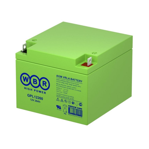 Аккумулятор WBR GPL 12260