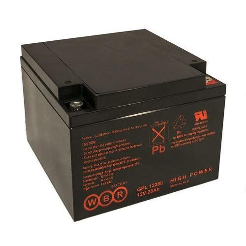 Аккумулятор WBR GPL 12280H