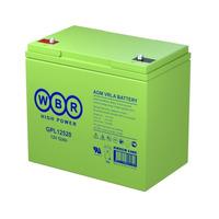 Аккумулятор WBR GPL 12520