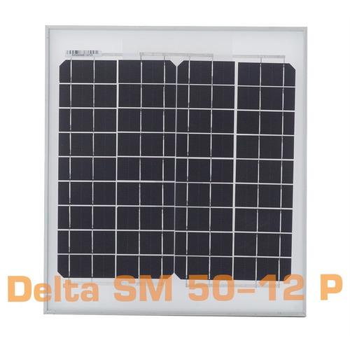 Солнечный модуль Delta SM 50-12 P