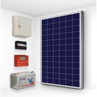 Солнечная мобильная электростанция 150-1000