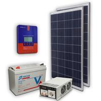 Солнечная электростанция Автодом 200-1500