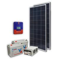 Солнечная электростанция Автодом 300-1500