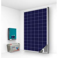 Солнечная электростанция Smart-1K 50A PWM