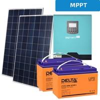 Солнечная электростанция Smart-3K