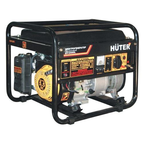Бензиновый генератор DY2500L Huter
