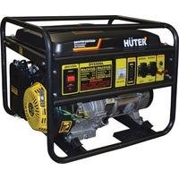 Бензиновый генератор DY6500L Huter