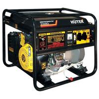 Бензиновый генератор DY6500LX-электростартер Huter