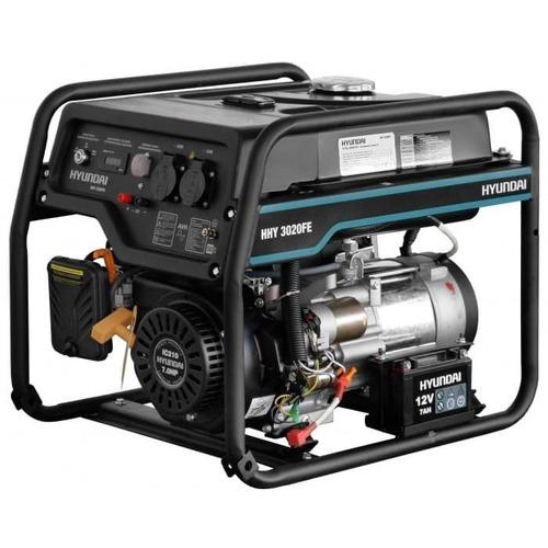 Бензиновый генератор HHY 3020FE
